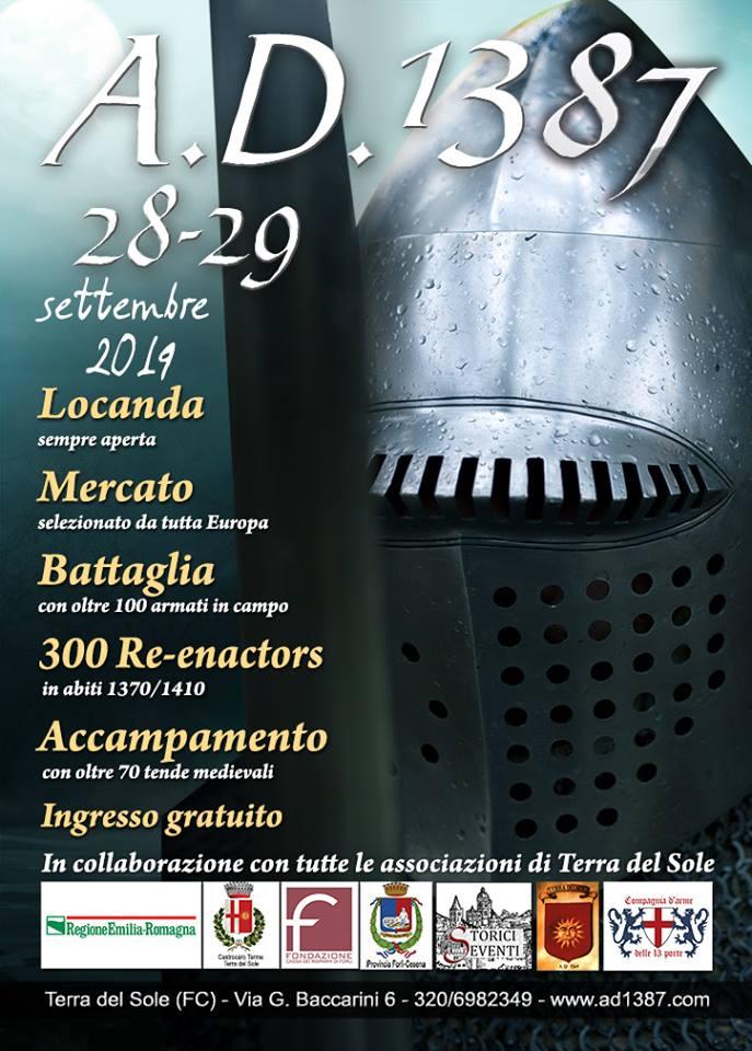 A.D. 1387 BATTAGLIA A TERRA DEL SOLE